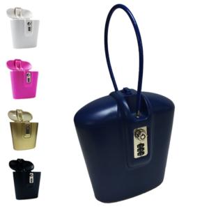 Safego Portable Lock Box Safe